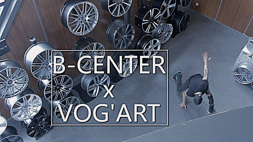 B-Center Vog Art News Image