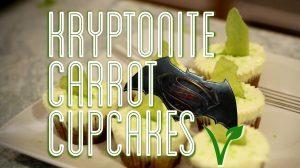 Kryptonie Carrot Cupcakes News Image