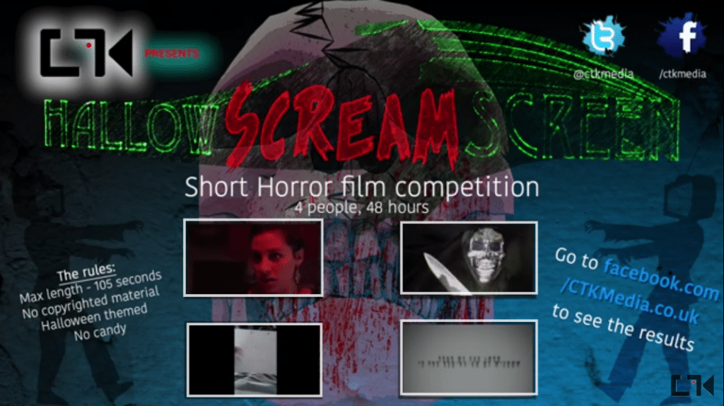 Hallow Scream Screen News Image