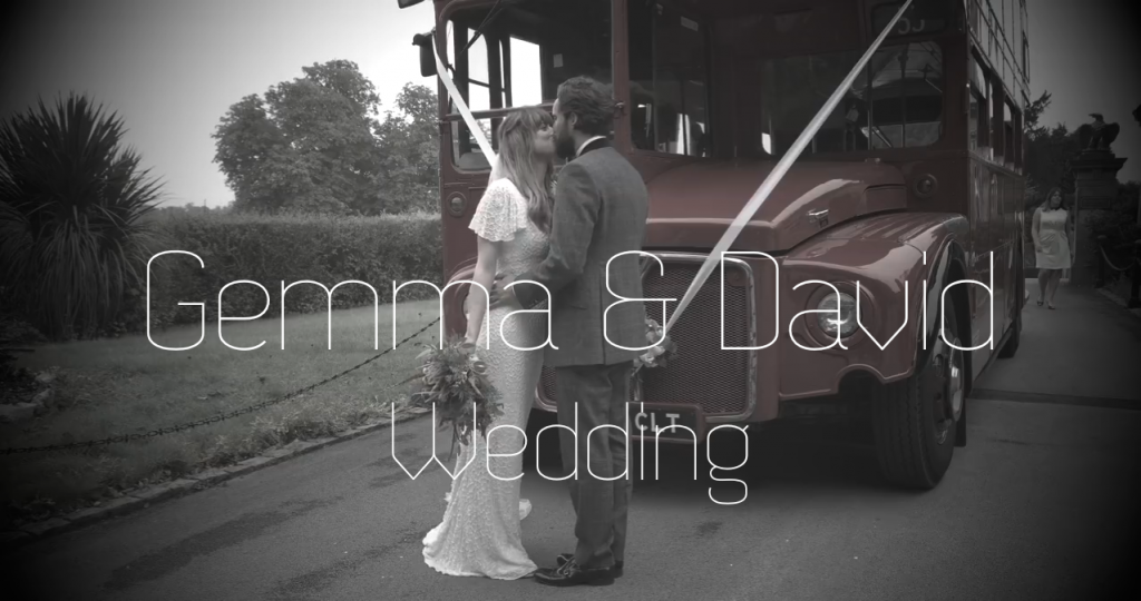 Gemma David Wedding News Image