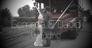 Gemma David Wedding News Image