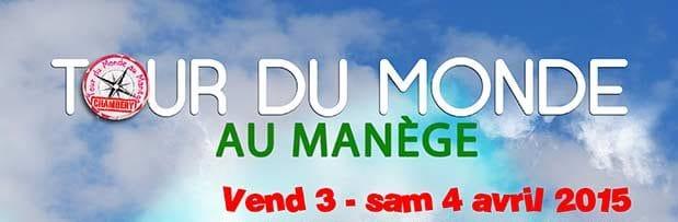 Tour du Monde au Manege News Image
