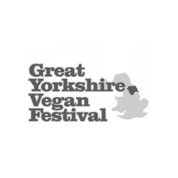 Great Yorkshire Vegan Festival Logo Portfolio Image
