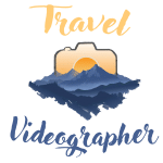 Travel Videographer Logo
