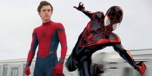 Tom Holland Spiderman Image