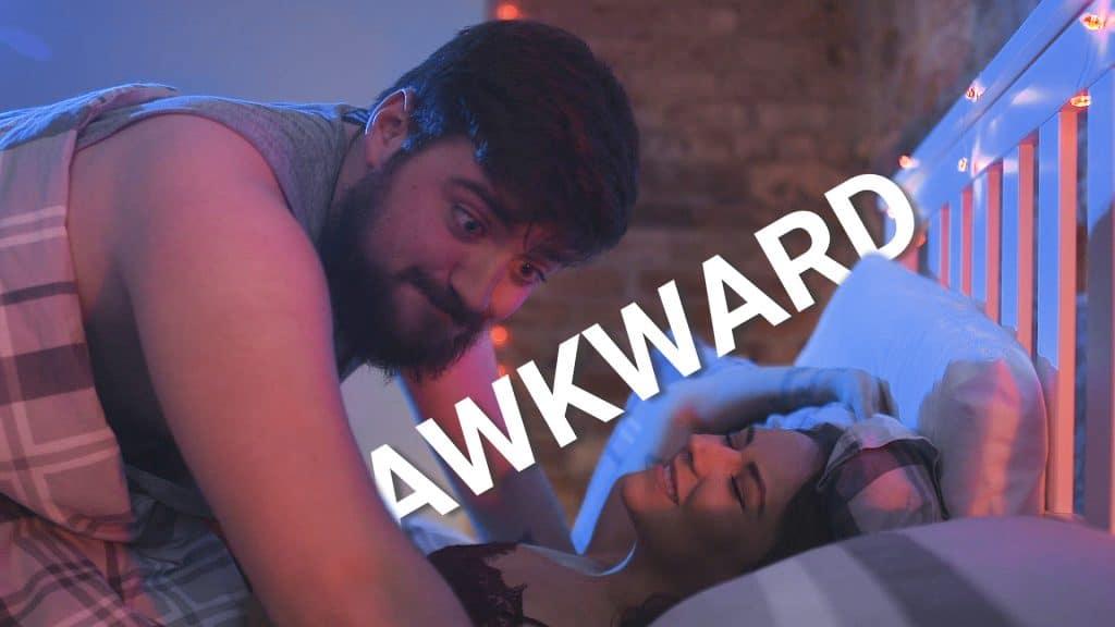 awkward sex image