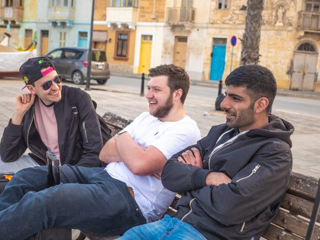 Group Header Malta