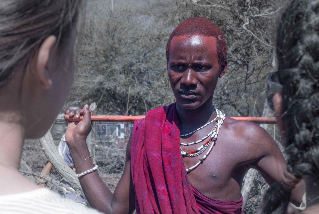 Masaai Man Tanzania