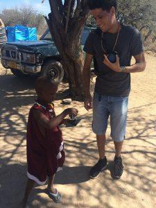 Masaai Child Tanzania
