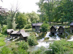 Watermills of Jajce