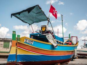 Malta Boat Image