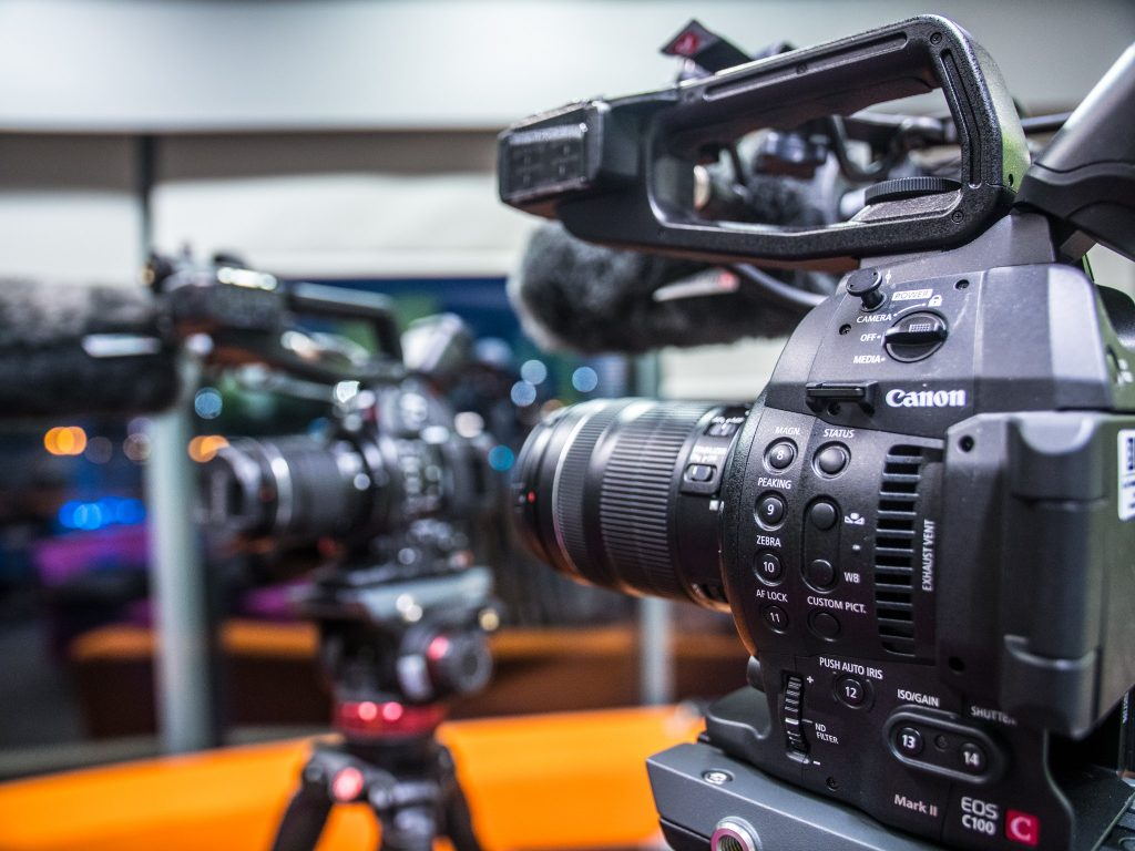 Production photo – C100mkii