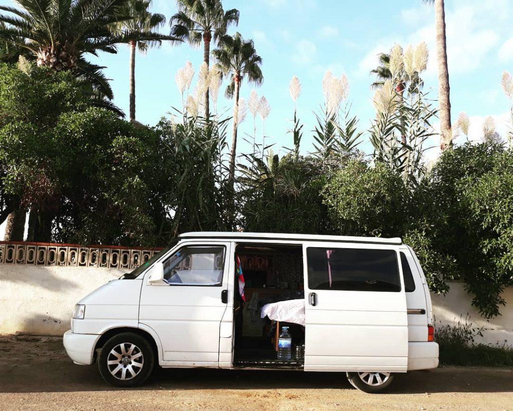 Van Life Izzys Van